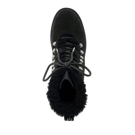 EMU Australia Billington Suede Waterproof Hiker Boot  - Black