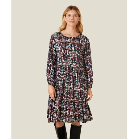 Masai Clothing Norina Dress - Multicoloured