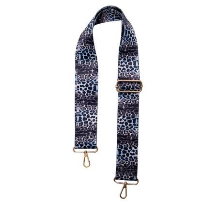 Gemini Label Accessories Greta Bag Strap - Grey