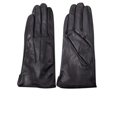 Gemini Label Accessories Lindy Leather Glove  - Black