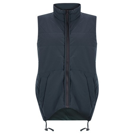 Tirelli Padded Rouch Vest - Blue