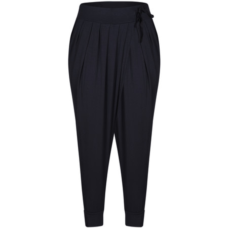Sandwich Clothing Easy Fit Jersey Trouser - Blue