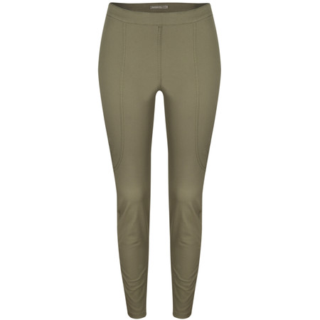 Sandwich Clothing Twill Tregging Pants - Green