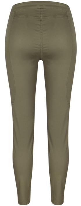 Sandwich Clothing Twill Tregging Pants slate green
