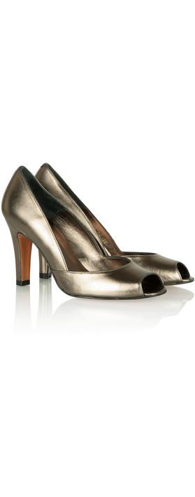 Sasha London Margarita Hh Shoe Pewter