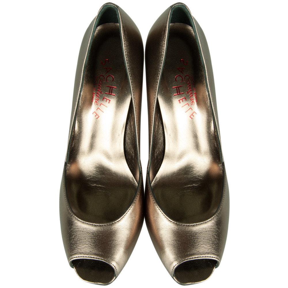 Sachelle Margarita Hh Shoe Pewter
