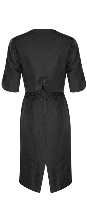 John Charles 30003 E/wear Black