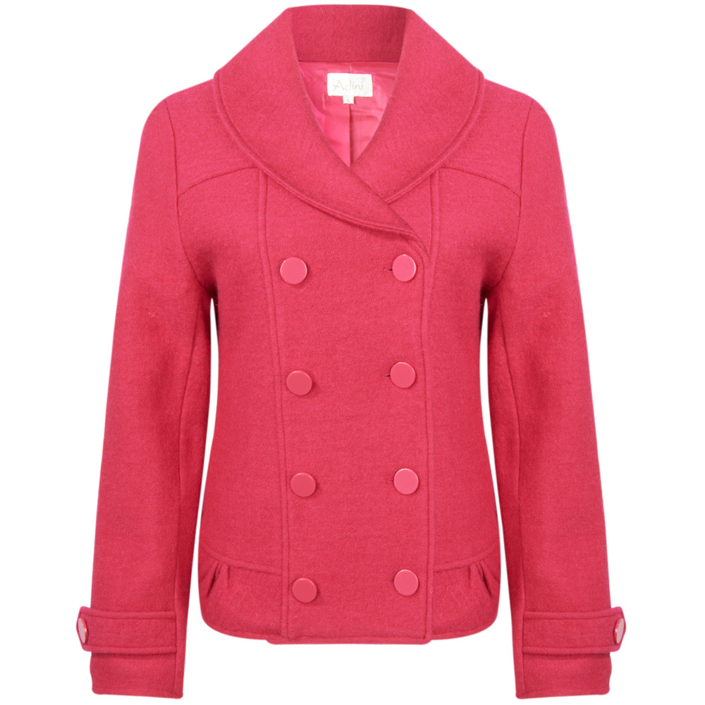 Adini Jacket Ruby