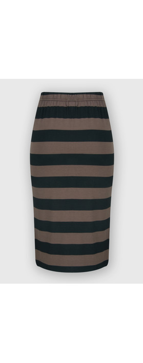 Masai Clothing Sandra Fitted Skirt Org