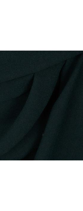 Stills Clothing Long Sleeve Triacetate Dress Green