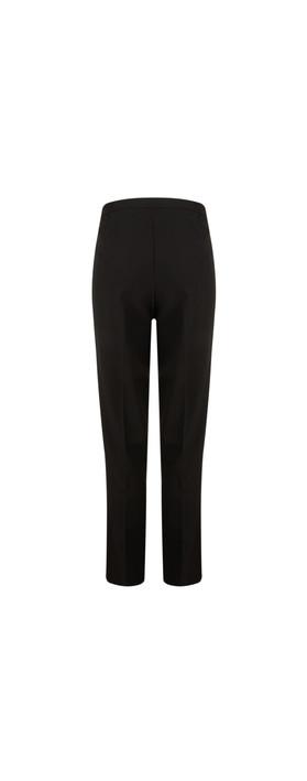 Adini Picasso Twill trousers Black