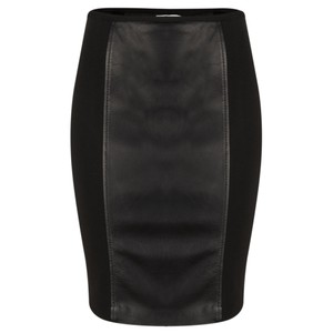 Marella Norma Leather Skirt