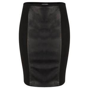 Marella Norma Leather Skirt