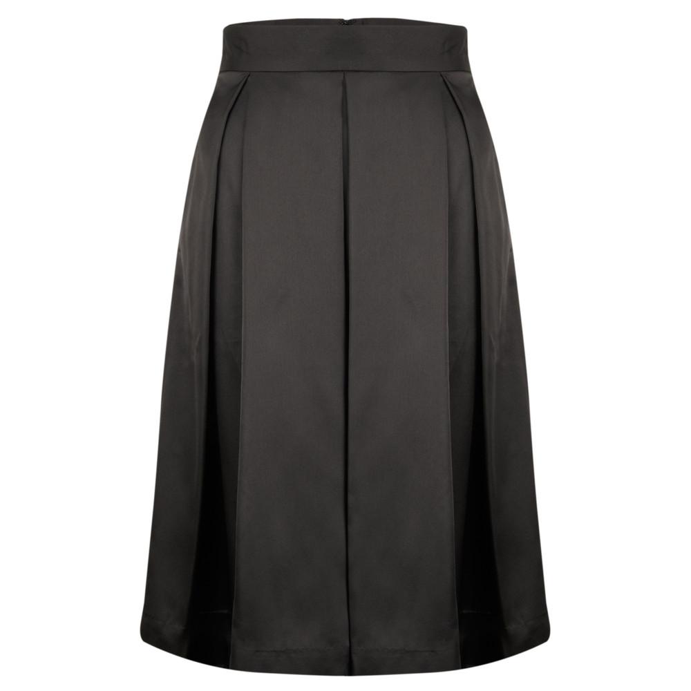 Great Plains Dolly Satin Full Skirt Black