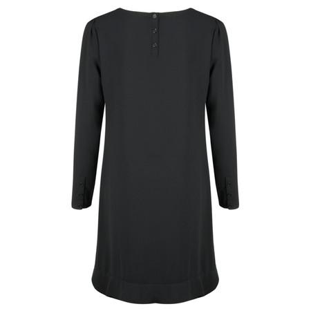 Fenn Wright Manson L/wt Crepe Dress - Black