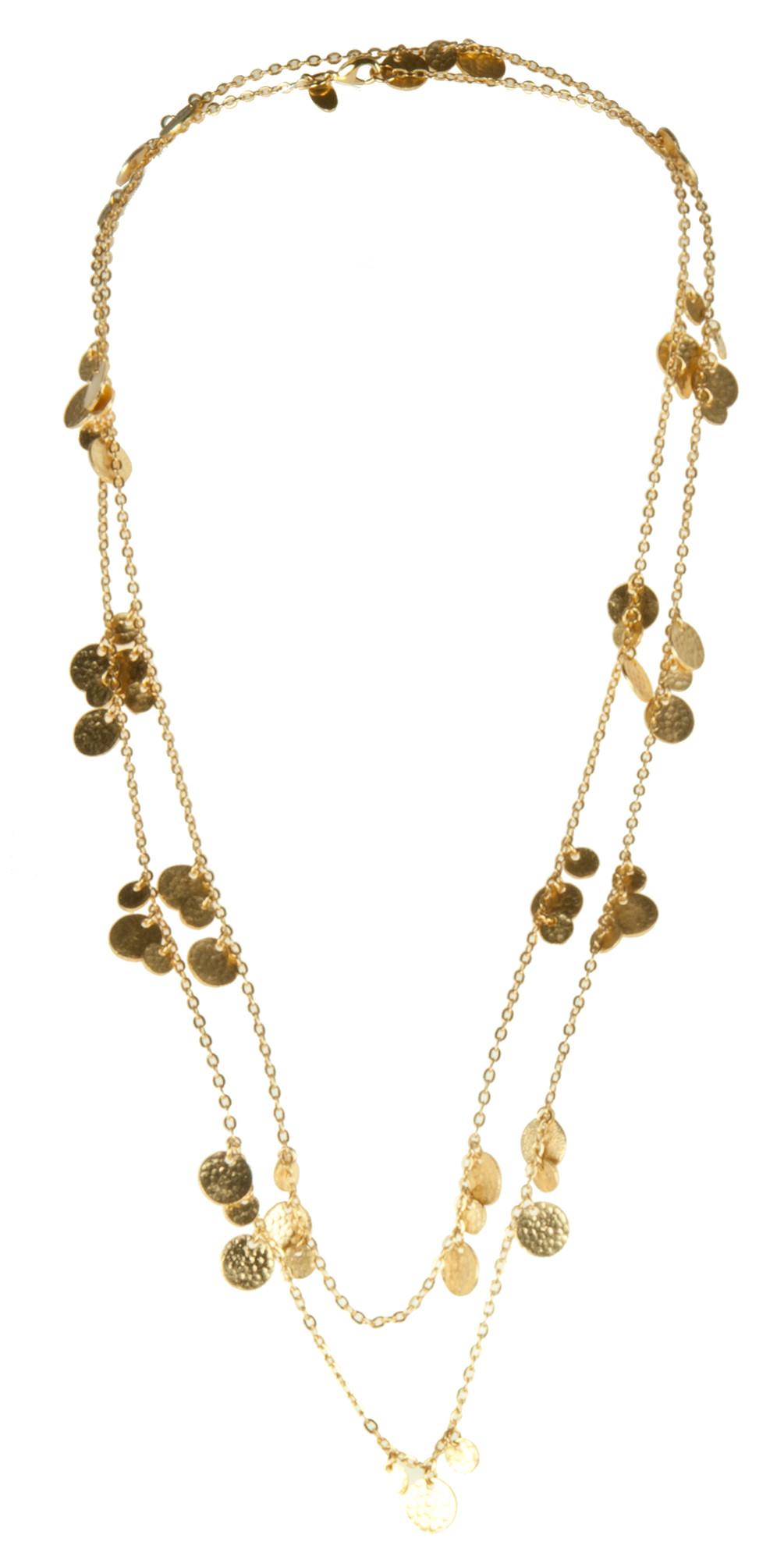 Mini Disc Necklace main image