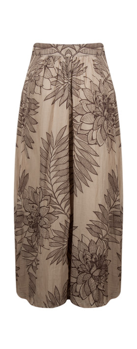 Jackpot Clothing Emmelie Cotton Skirt A76-Artwork