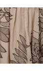 Jackpot Clothing A76-Artwork Emmelie Cotton Skirt
