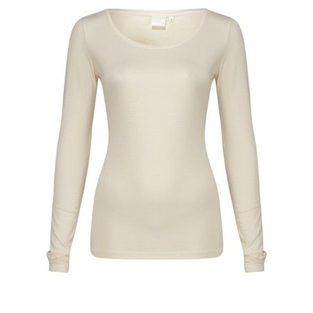 InWear Parth Long Sleeve T-Shirt - Off-white