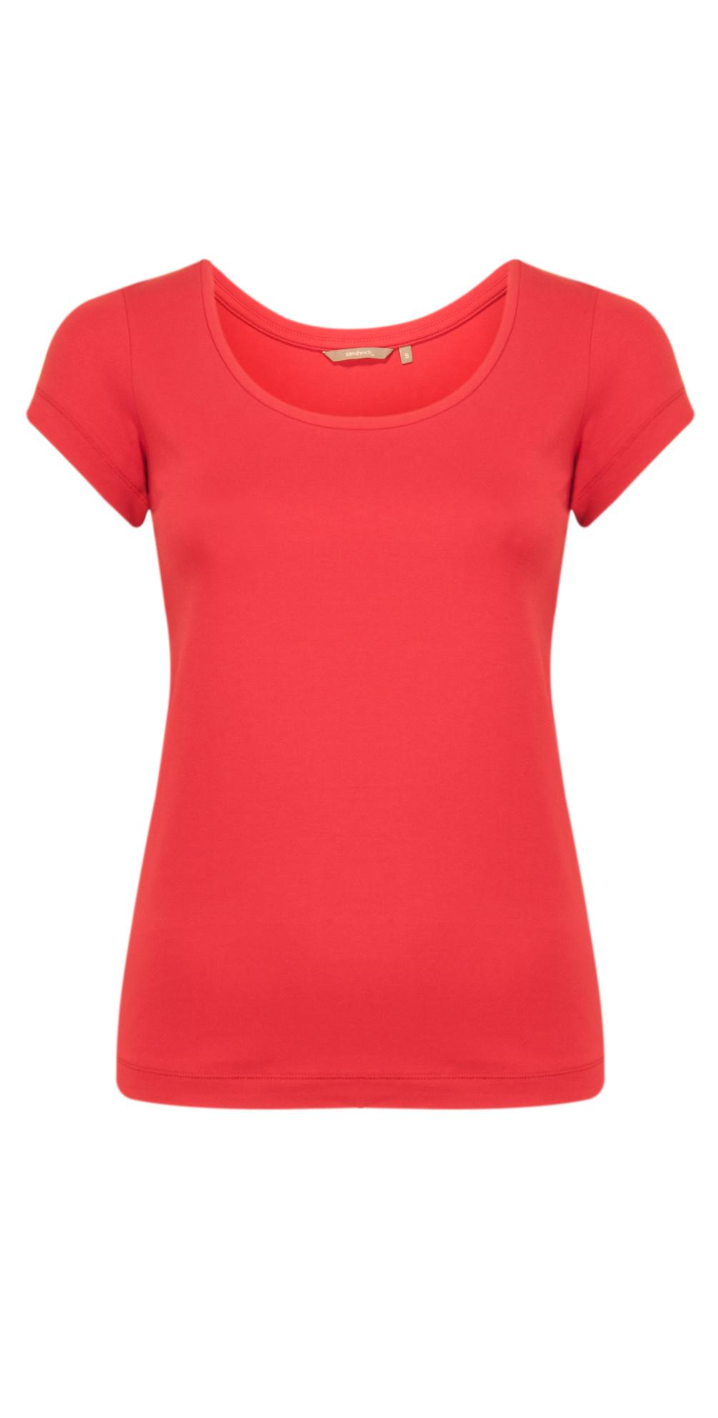 Short Sleeve Light Cotton T-shirt main image