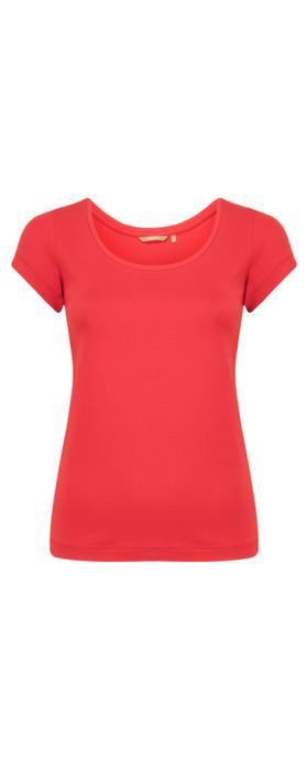 Sandwich Clothing Short Sleeve Light Cotton T-shirt R/Pepper
