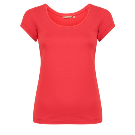Sandwich Clothing Short Sleeve Light Cotton T-shirt - Red