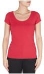 Sandwich Clothing R/Pepper Short Sleeve Light Cotton T-shirt