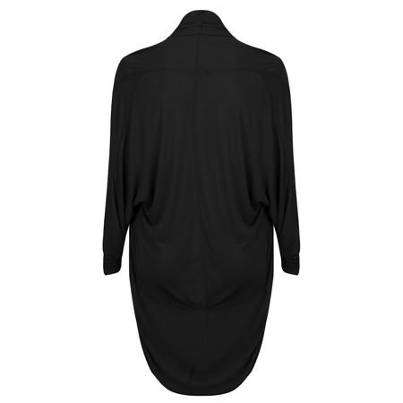 Saint Tropez Clothing Waterfall Shrug - Black