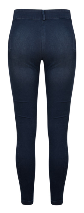 French Connection Lucy Luxe Panelled Jegging Indigo