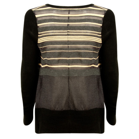 Lauren Vidal Nikko Swing Cardigan - Gold