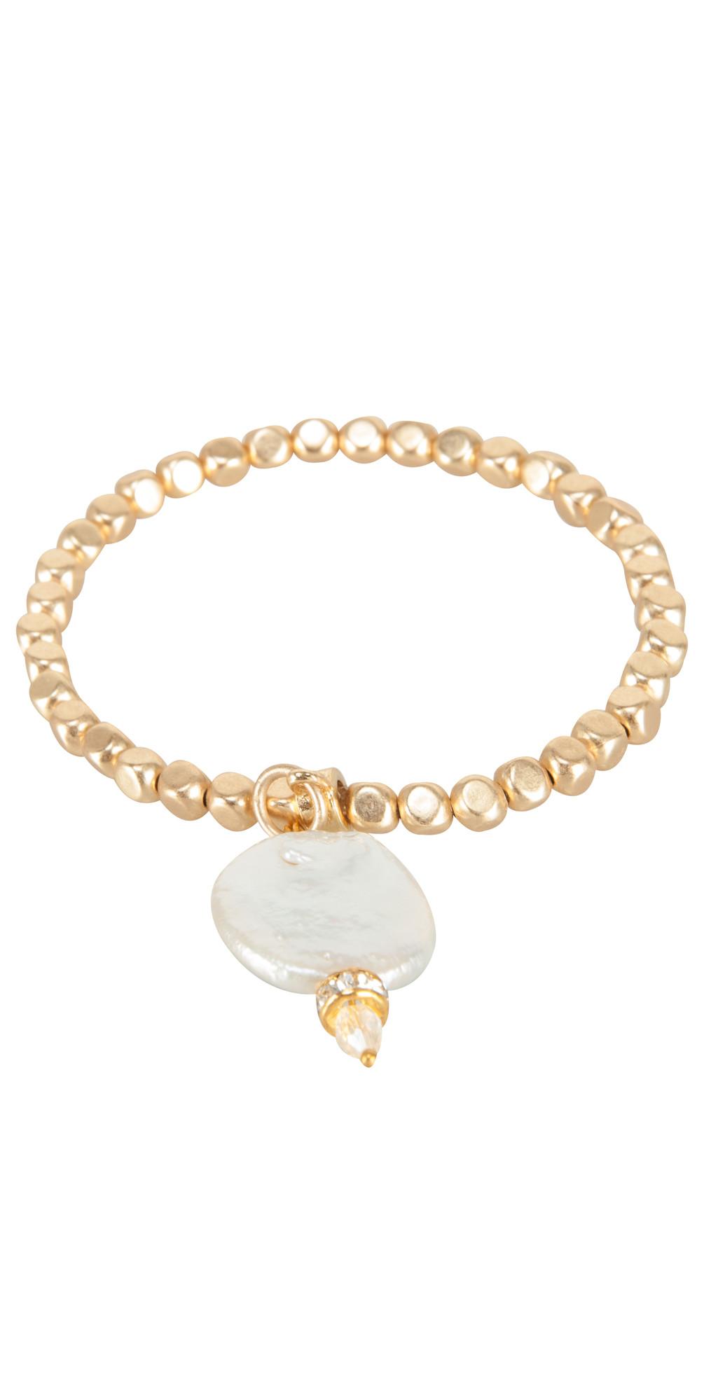 Matilda Pearl Bracelet main image