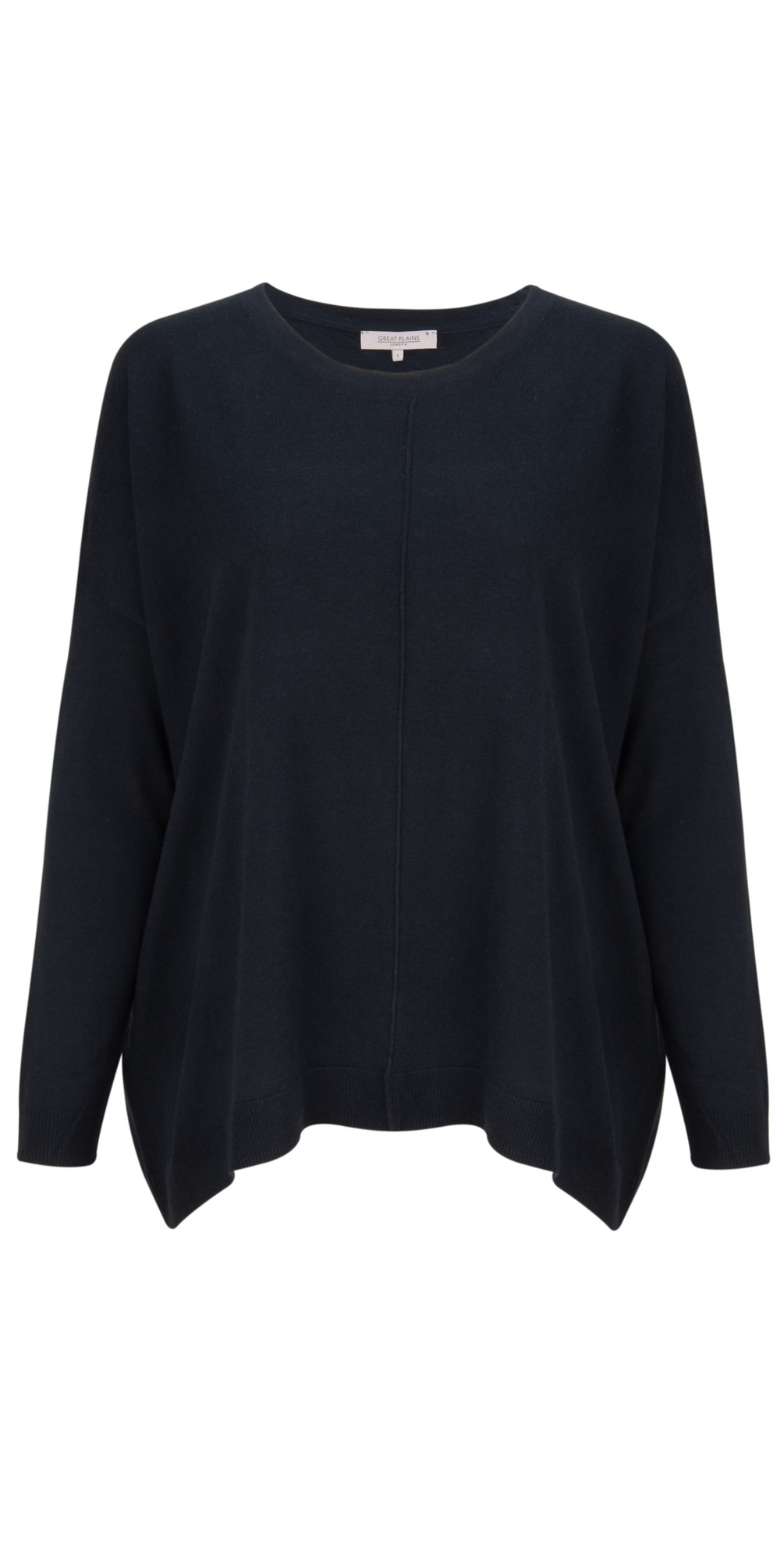 Percy Knit Slouch Top main image