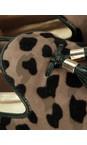 HB Shoes Jaguar Cupid Tassel Flat Slipper