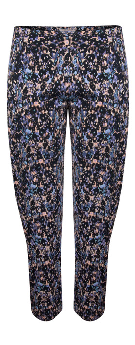 Great Plains Forget Me Not Print Pant The Navy