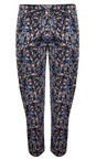 Great Plains The Navy Forget Me Not Print Pant