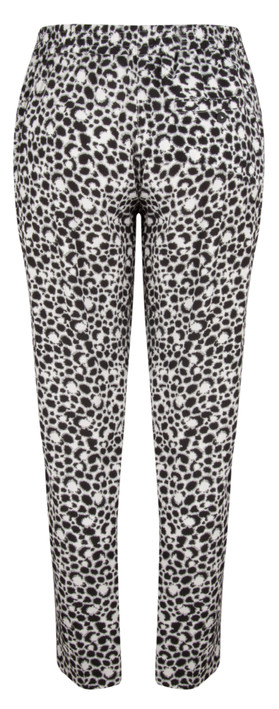 French Connection Amakhala Crepe Lounge Trousers Winter White