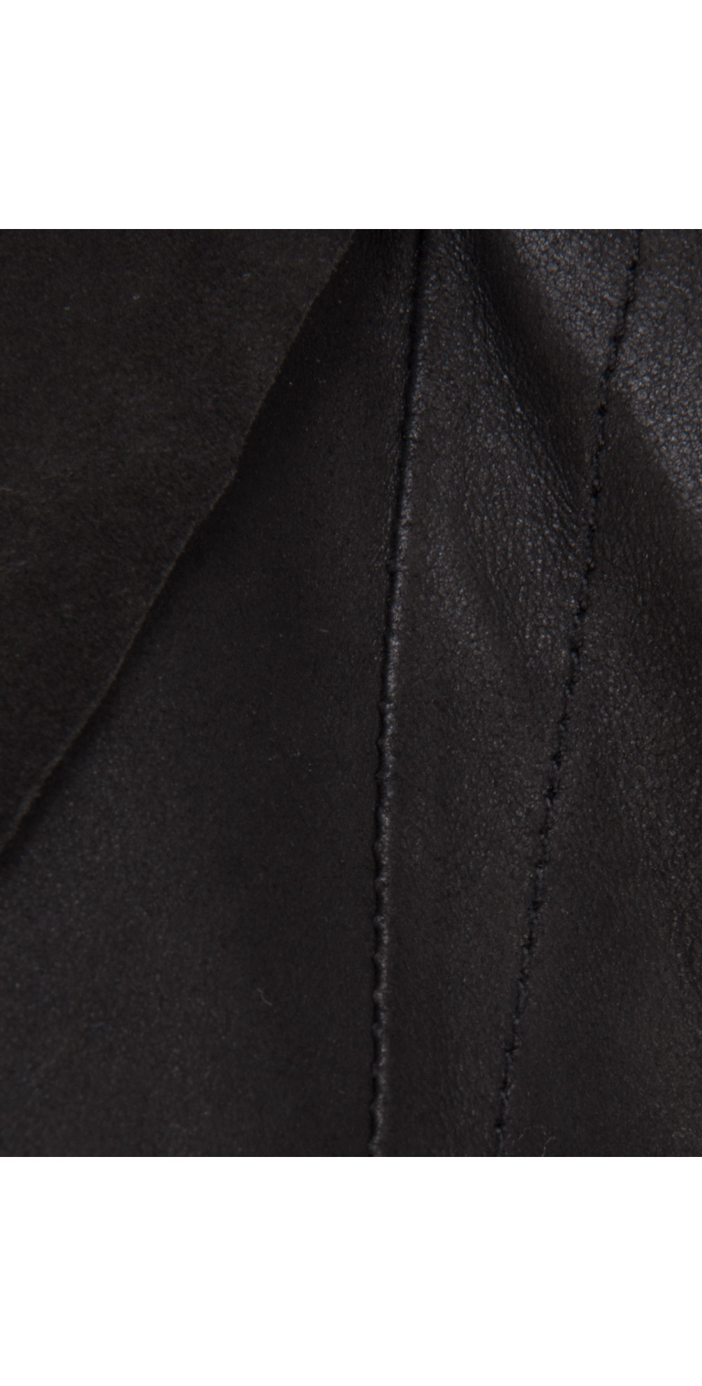 Long Sleeve Atelier Leather Jacket main image
