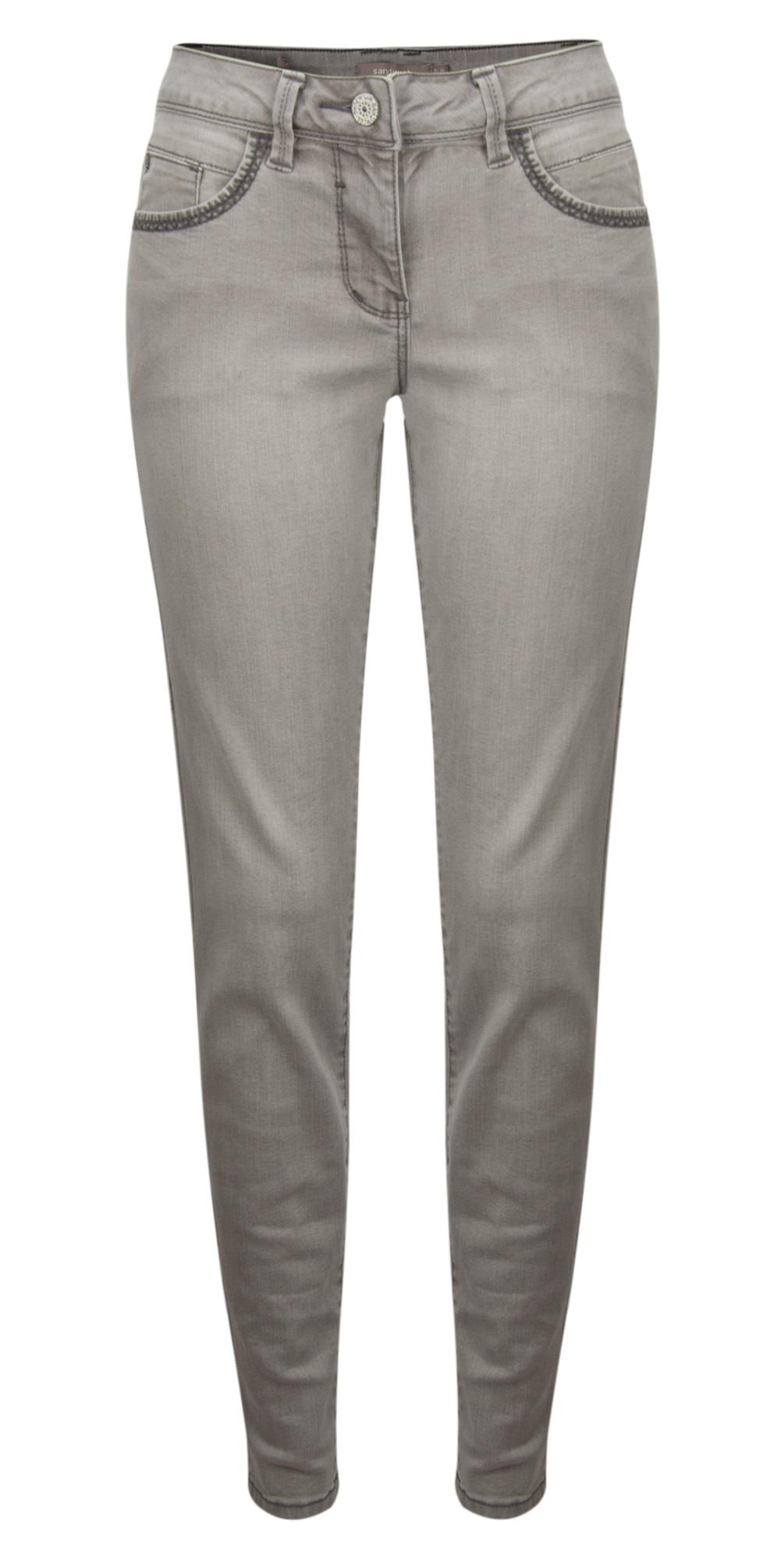 Skinny Denim Pants main image