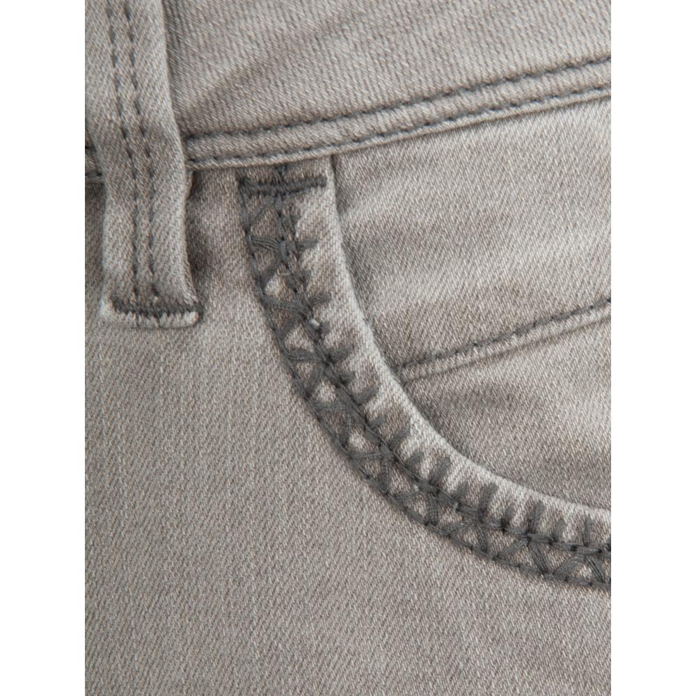 Sandwich Clothing Skinny Denim Pants Stone Grey