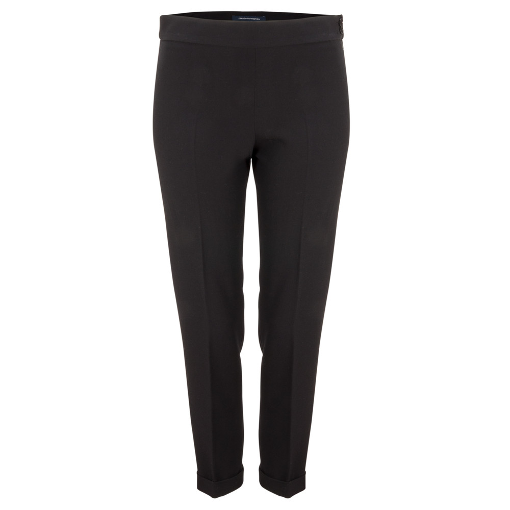 French Connection Feather Light Tailored Trouser Black