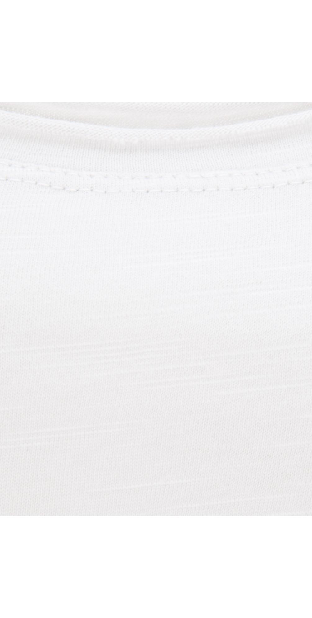 Cotton Slub Jersey Singlet main image