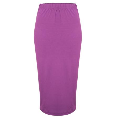 Masai Clothing Salome Tube Skirt - Purple
