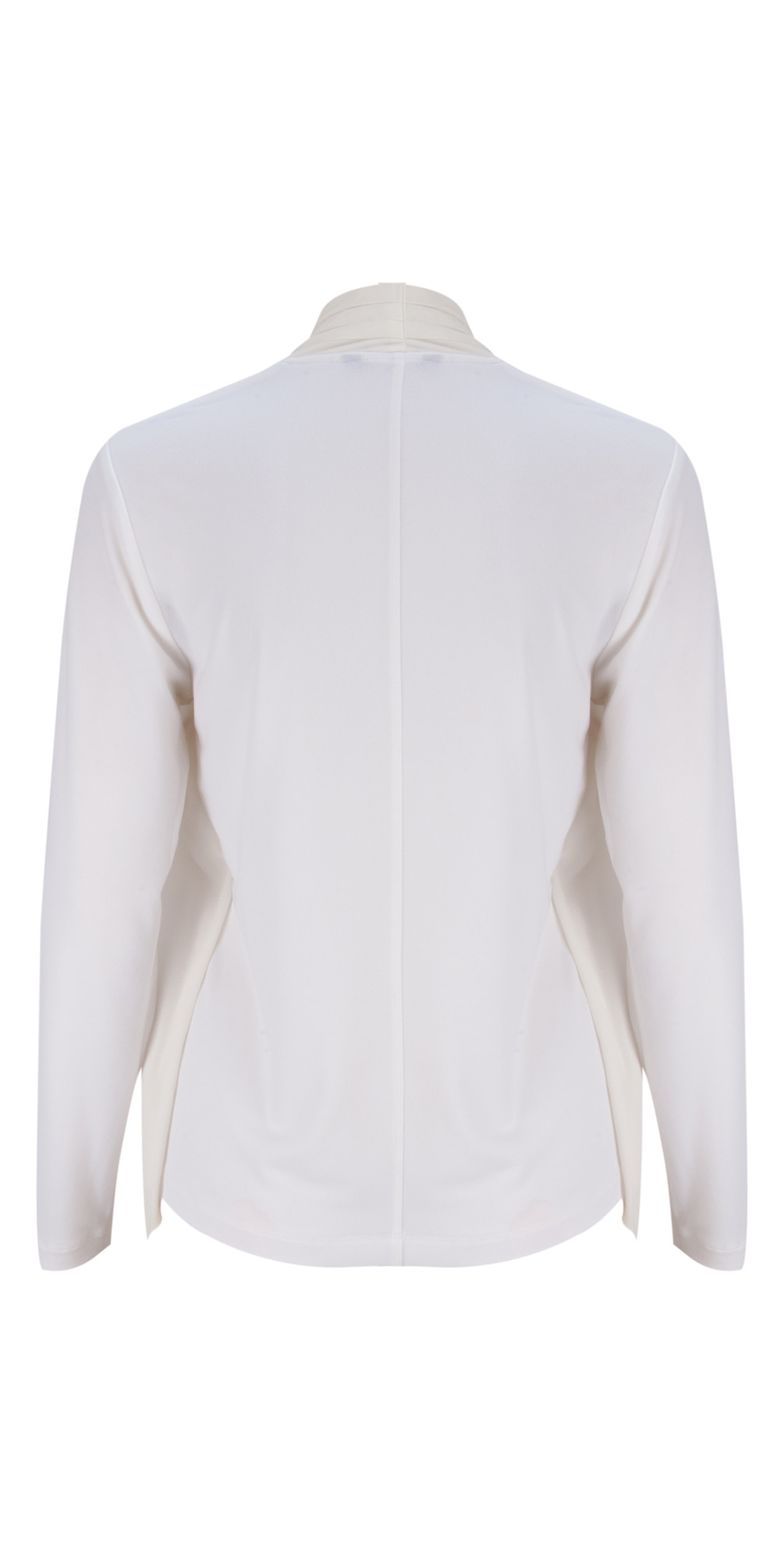 Solid Crepe Top main image
