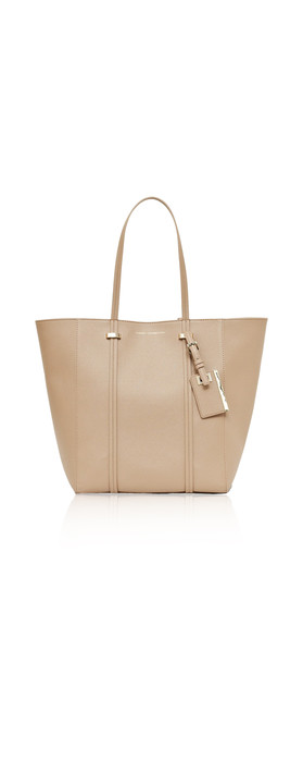 French Connection Aubree Tote Natural Birch