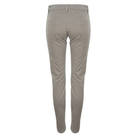 Sandwich Clothing Skinny Cotton Stretch Pants - Grey