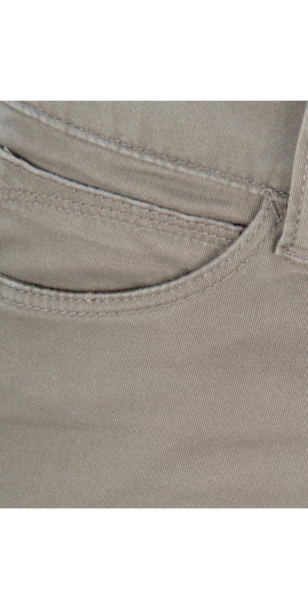 Skinny Cotton Stretch Pants main image