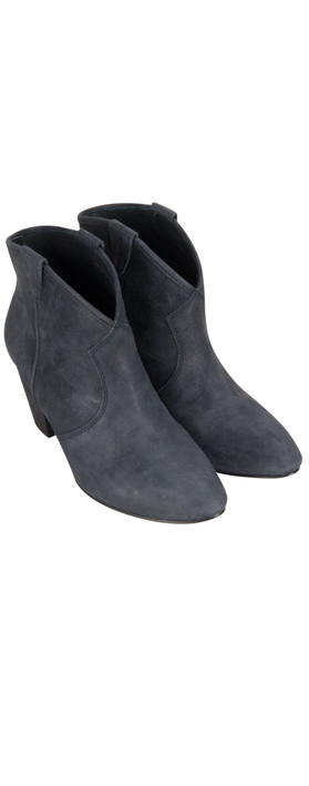 Ash Jalouse Ankle Boot Midnight
