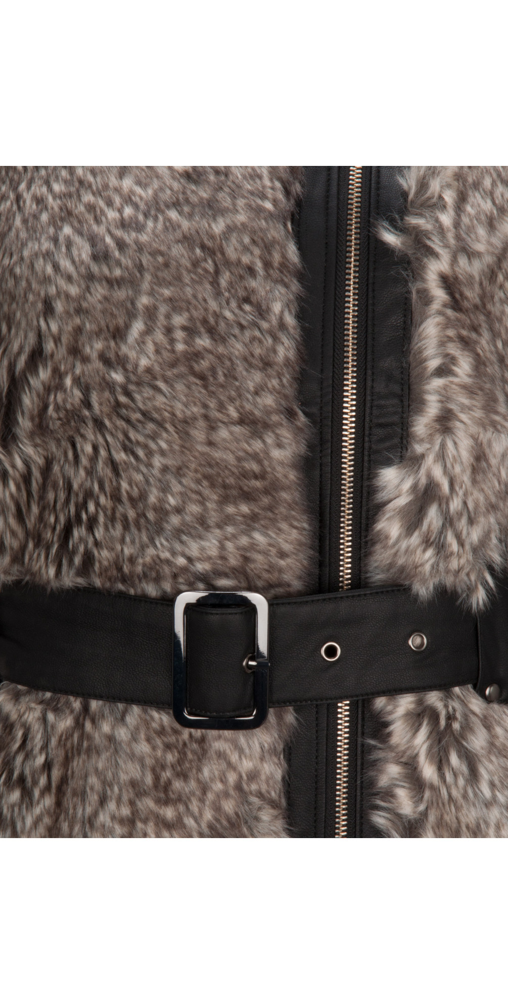Alexia Furry Jacket main image