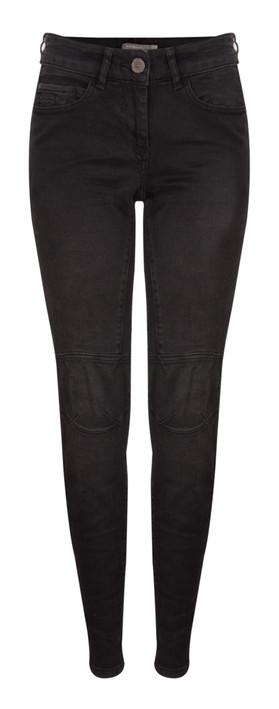 Sandwich Clothing Overdyed Denim Skinny Pants Black