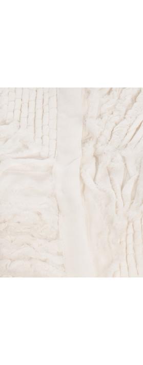 Noa Noa Atelier Georgette Blouse Chalk